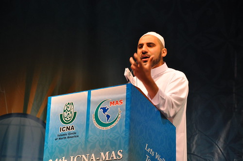 ICNA-MAS Convention 2009 in Hartford, Conn. | by WNPR - Connecticut Public Radio