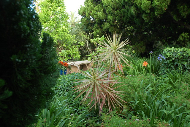 Meditation Garden Self Realization Fellowship Encinitas California Usa 3489 Flickr