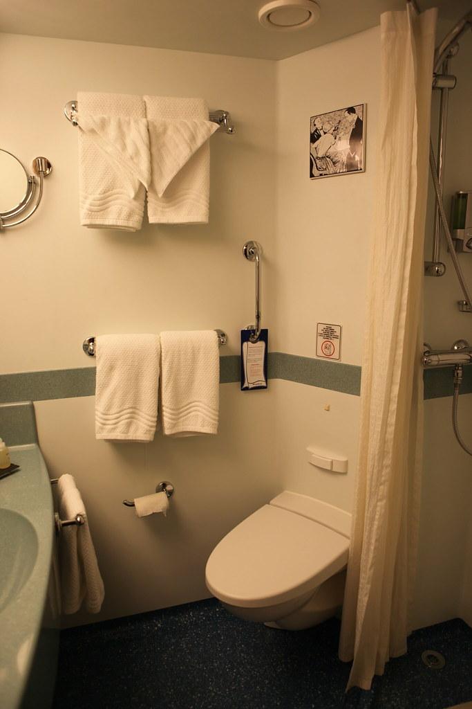 Carnival Splendor Interior Bathroom Mexican Riviera