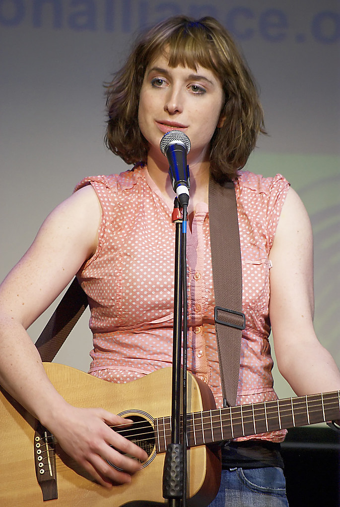 Isy Suttie #1 | Taken at this year's Comedy For Depression ...