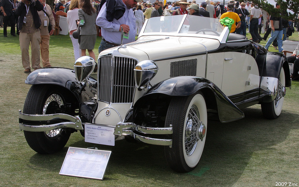 1930 Cord L29 Limousine Body Company Speedster - fvl | Flickr
