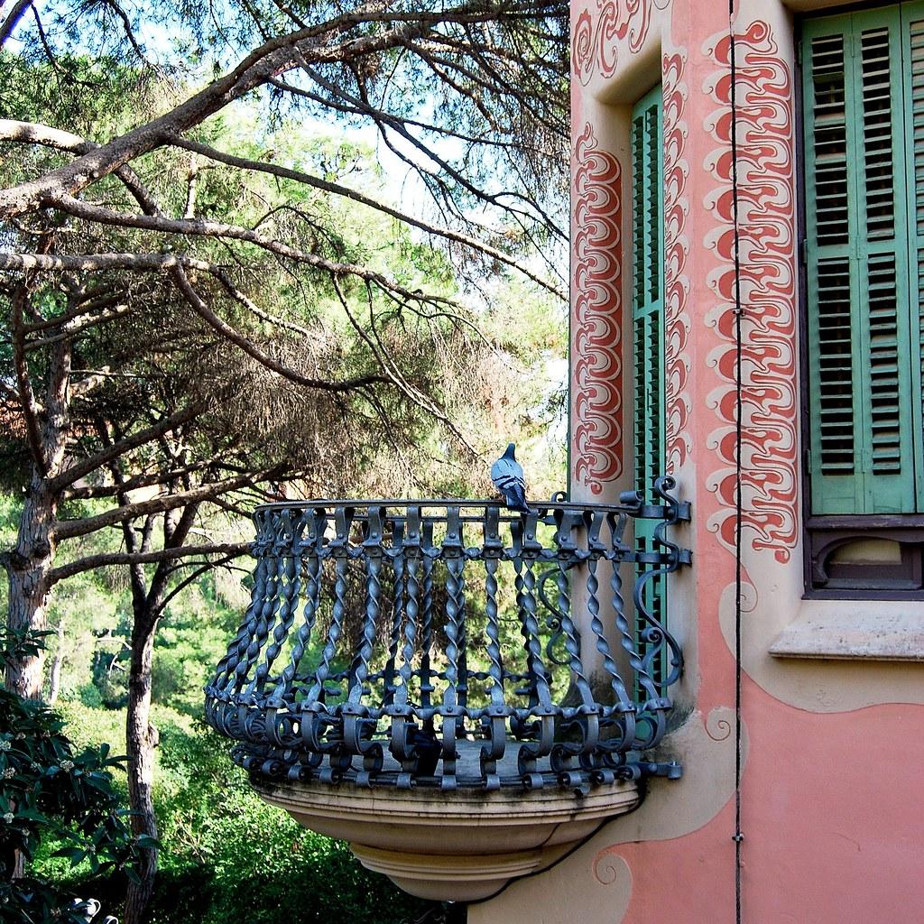 10 parque g ell casa museo gaud 05 13187 parque g ell for Barcelona jardin gaudi