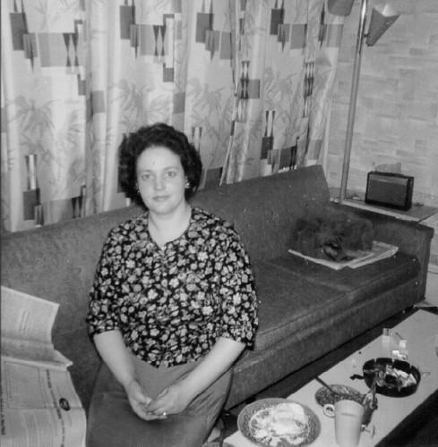 The Living Room Music Brooklyn: Mom 1958 Living Room Brooklyn NYC