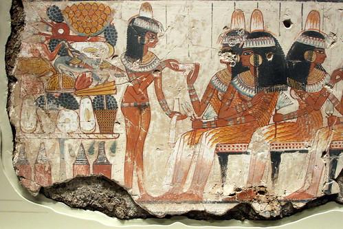 Ancient Egyptian Feast