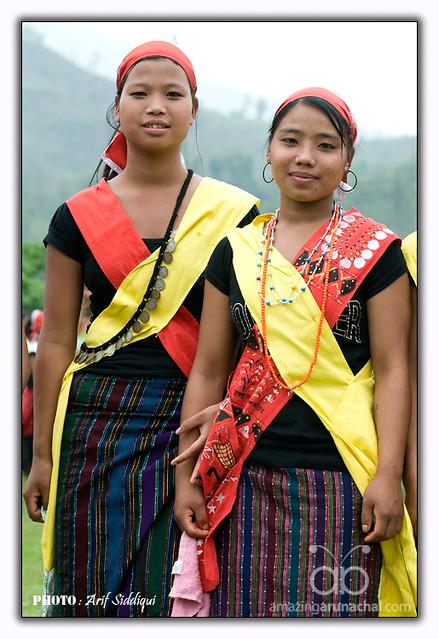 Arunachal pradesh girls