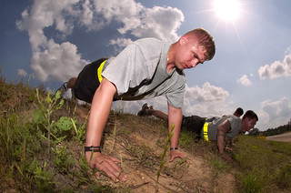 Uphill challenge | by The U.S. Army