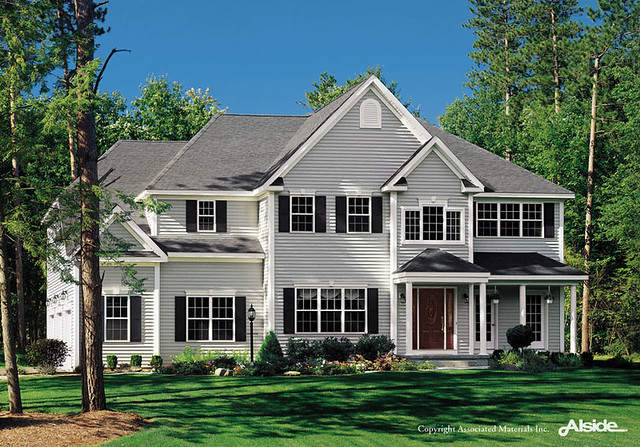 Charter Oak By Alside Charter Oak Premium Vinyl Siding