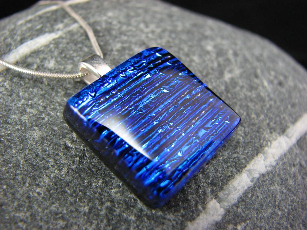 Blue Glass Pendant Light Shades Uk