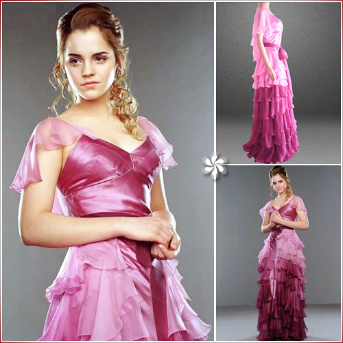 Emma Watson Sheath/Column V-neck Cap sleeve Floor-length C… | Flickr