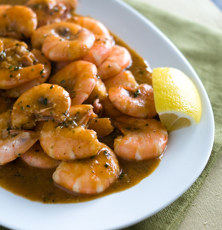 barbecue shrimp | by AmyRothPhoto