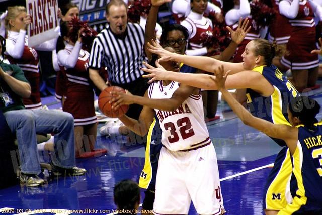 2009 03 05 1937 Womens Big Ten Basketball Championship Game 2