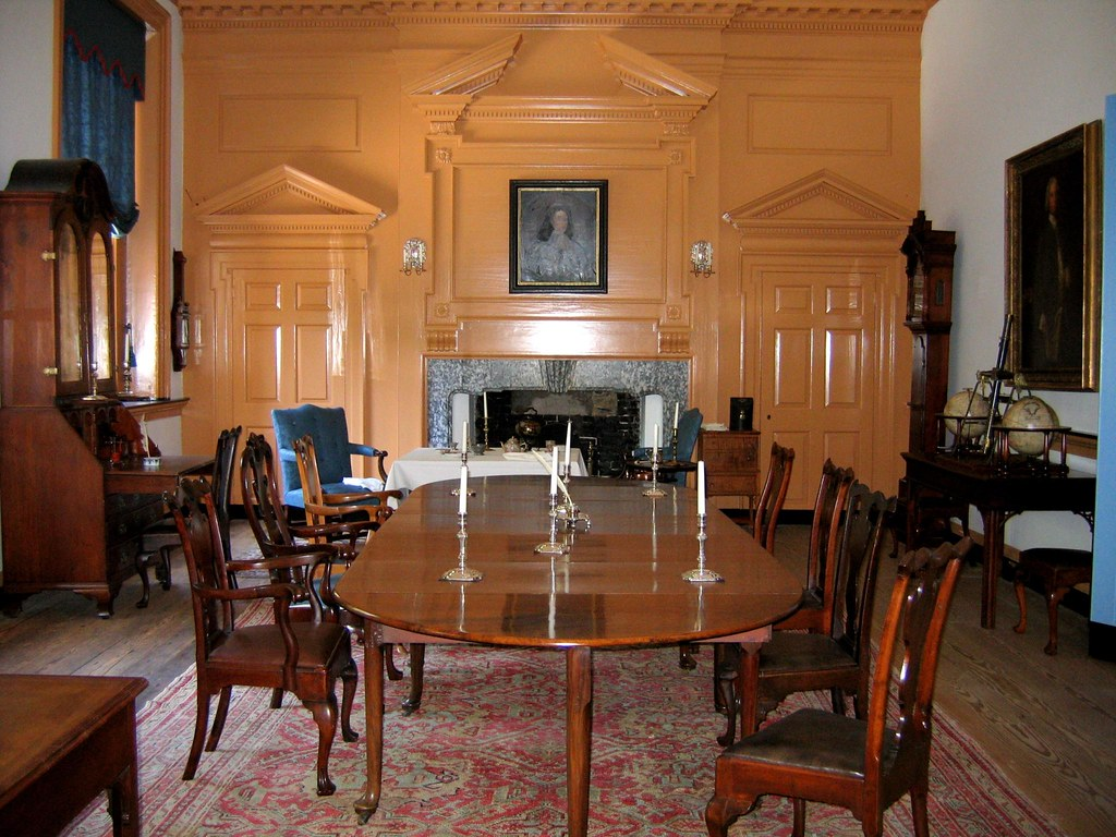 Gresgarth Hall