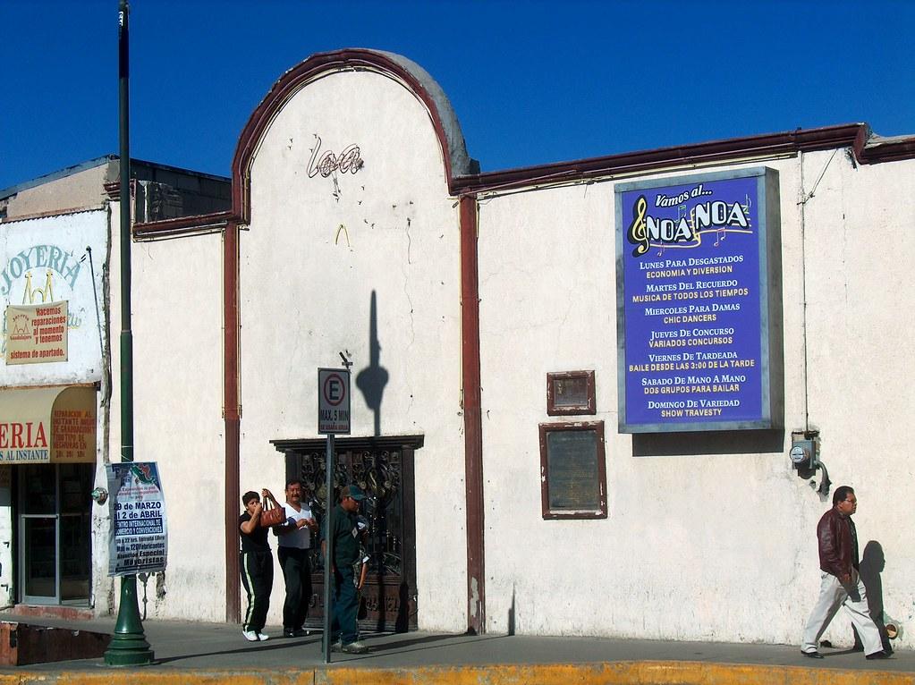 El noa noa ciudad ju rez hasta el 2007 existi el for Club de suscriptores mural