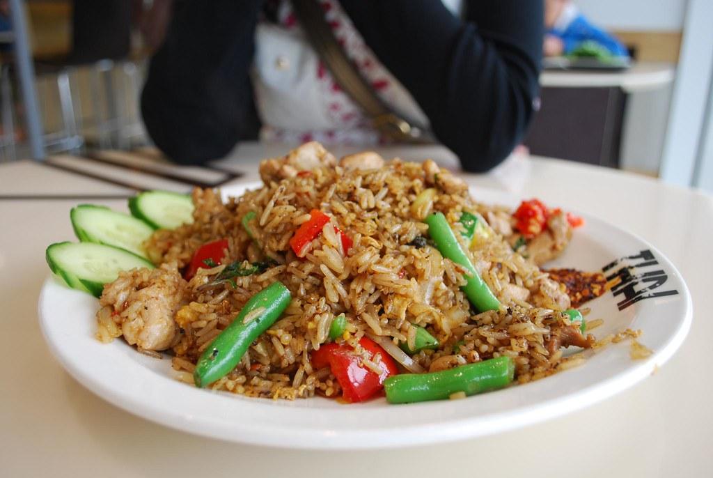 North Hill Food Court Ntu