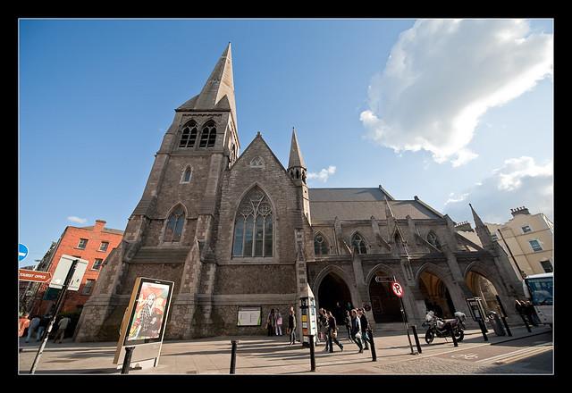 St Andrew S Church Dublin Berto Flickr