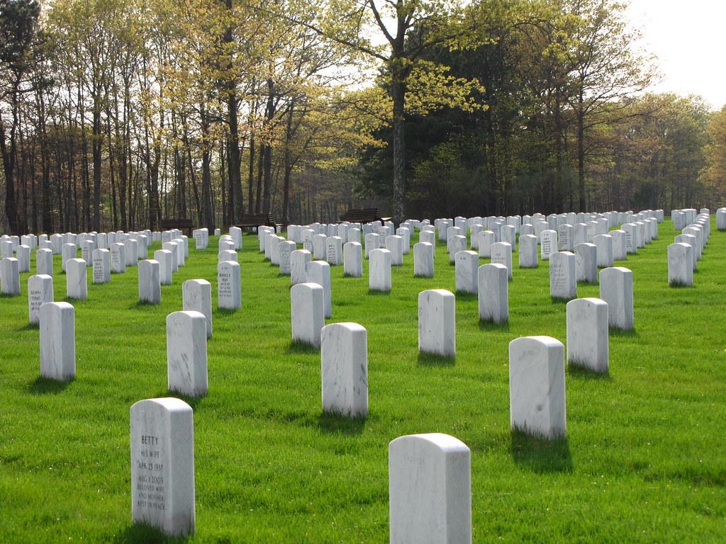 Calverton National Cemetery Long Island