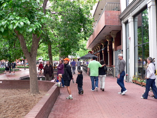 Pearl Street Mall -- Boulder, Colorado | by Lee Edwin Coursey