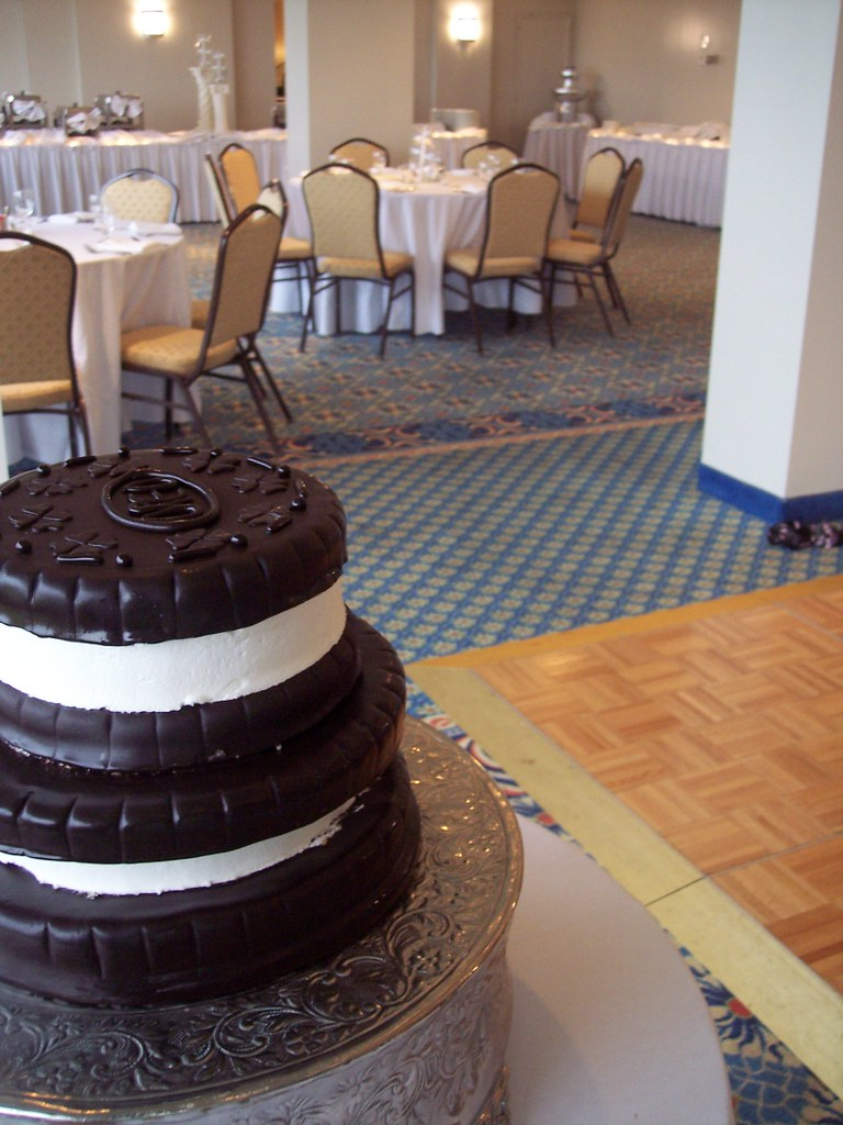 island wedding cakes oreo cookie novelty wedding cake wilmington nc carolina c 16499