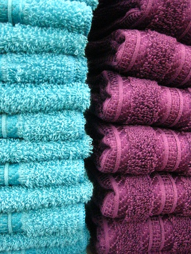 towels | by EvelynGiggles