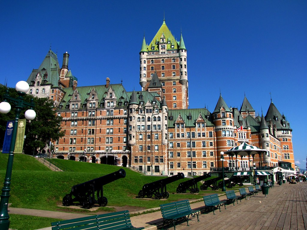 Terrasse dufferin dufferin terrace chateau frontenac q for Where is terrace
