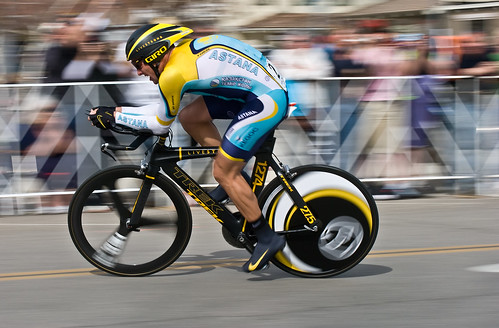 Lance Armstrong -2009 Tour of California | by puliarf