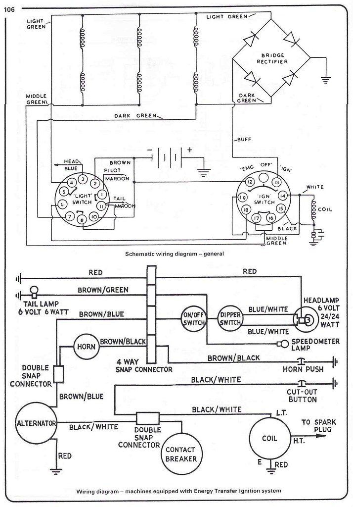 Peugeot Moped Wiring Diagram
