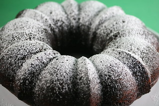 Food Librarian - Chocolate Cinnamon Bundt | by Food Librarian