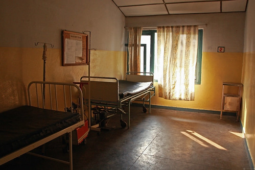 Maternity ward at Pokhara Regional Hospita | by World Bank Photo Collection