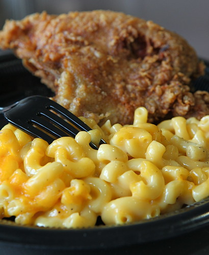 Mac And Cheese >> Mac & Cheese / Fried Chicken | George Smock | Flickr