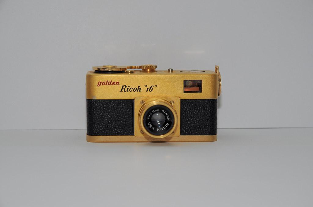 ricoh golden 16 1957 appareil photo miniature de format flickr. Black Bedroom Furniture Sets. Home Design Ideas