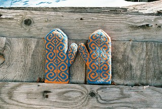 Fiddlehead Mittens | by ftlmm1