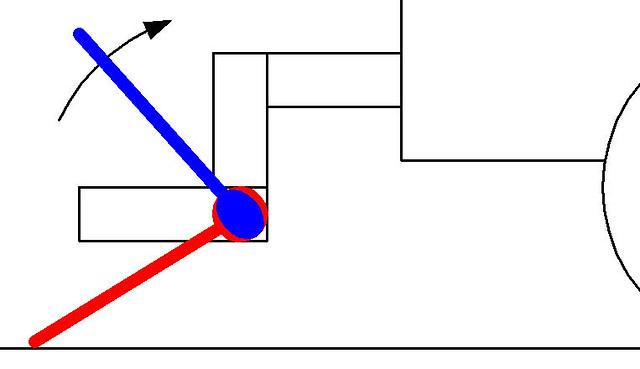 Torque multiplier use (4:1 reduction)