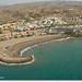 """Gran Canaria desde el Cielo.  """"Playa las Burras"""""""