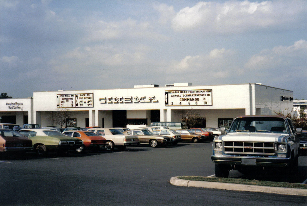 southpark cinemas charlotte nc 1985 owned operated by flickr. Black Bedroom Furniture Sets. Home Design Ideas
