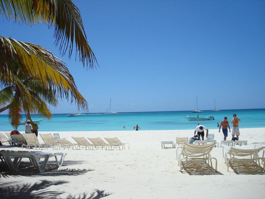 Playas de la República Dominicana