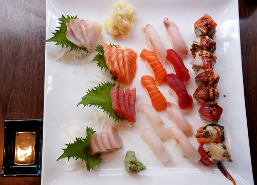 Sushi in NYC | by vladislav.bezrukov