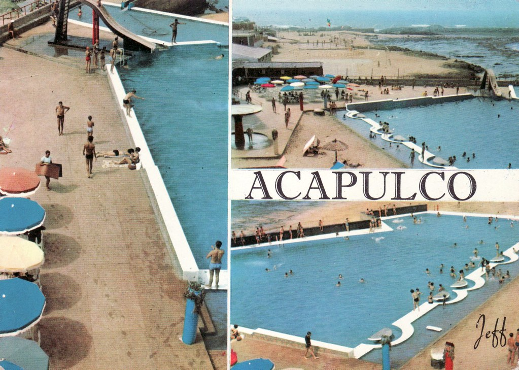 Casablanca piscine acapulco maroc swimming pool week on for Piscine demontable maroc