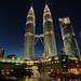 Twin Towers , Malaysia