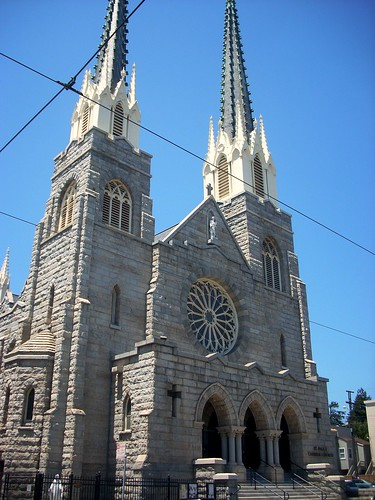 St Paul S Catholic Church San Francisco St Paul S