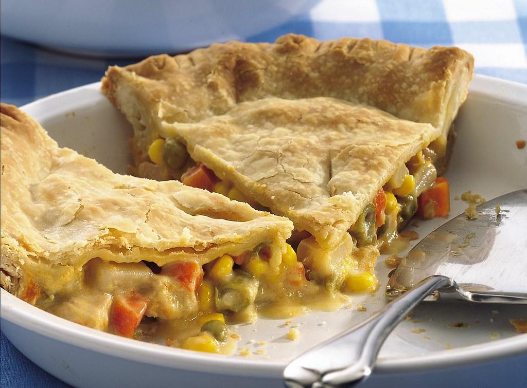 Super Easy Chicken Pot Pie Recipe Description Comfort
