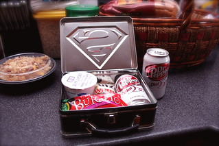 A Superman's Lunch | by chanchan222