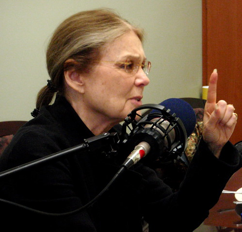Glora Steinem | by WNPR - Connecticut Public Radio