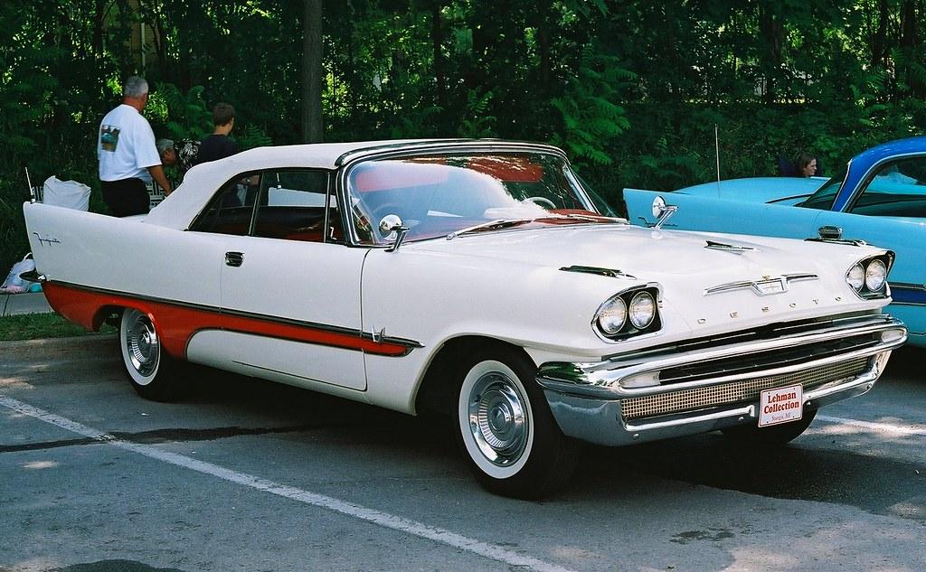 All Car Company >> 1957 DeSoto Fireflite convertible | Richard Spiegelman | Flickr