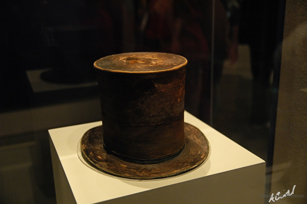 abraham lincolns top hat this top hat owned by