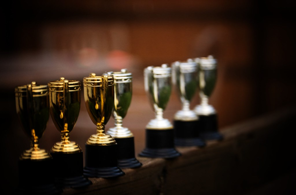 success trophies