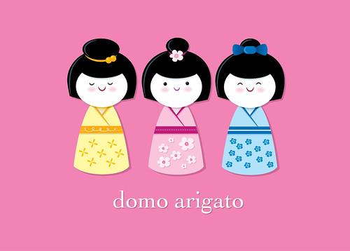 Thank you - Domo Arigato   Flickr - Photo Sharing!