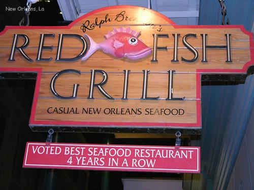 Red fish grill new orleans jack kennard flickr for Red fish grill new orleans la