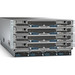 Cisco Unified Computing System 5108 with 4 Cisco UCS B-Series Blades