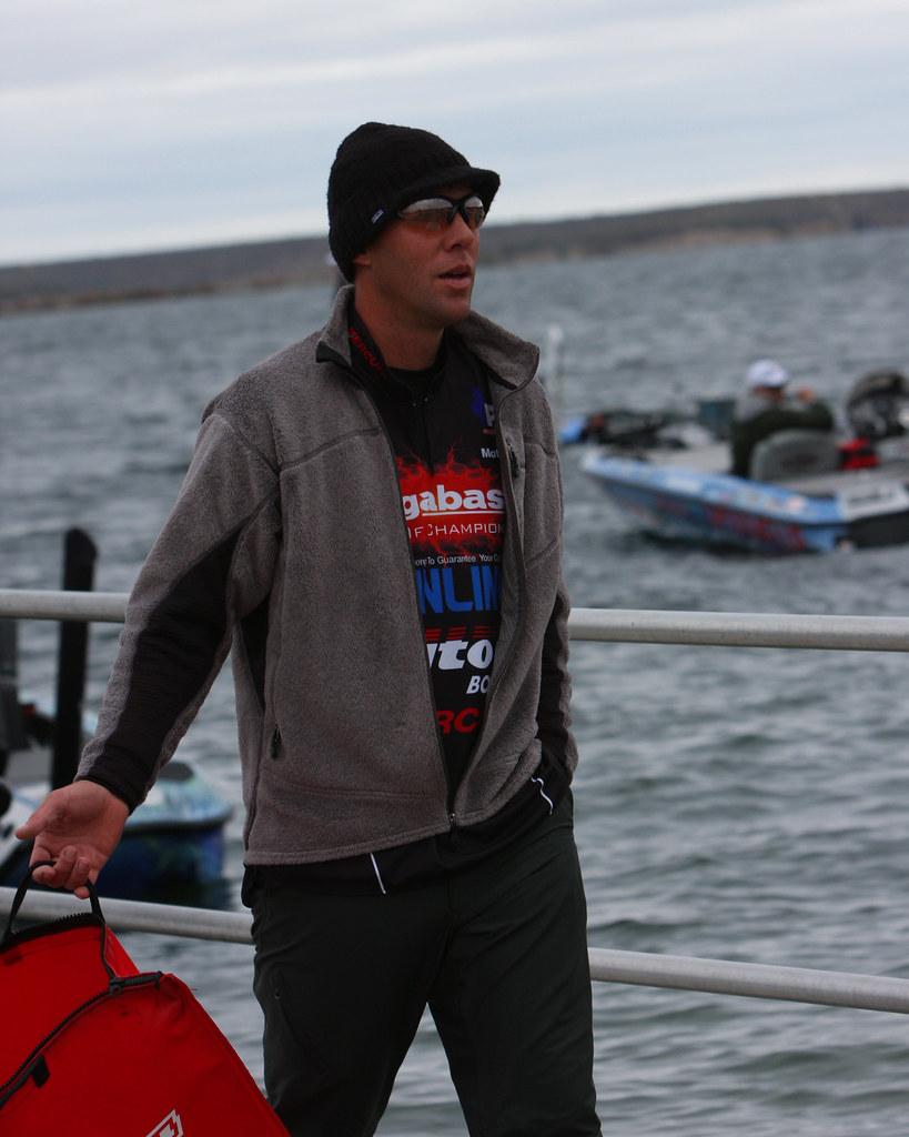 Aaron Martens Bass Fishing Aaron Martens Lake Amistad