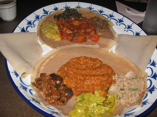 Aster S Ethiopian Restaurant Austin